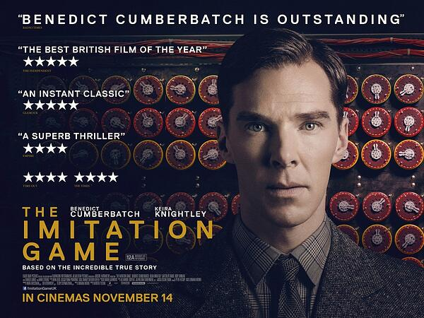 Poster Film The Imitation Game-1