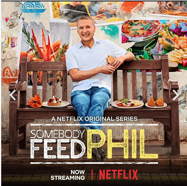Poster Official Somebody Feed Phil